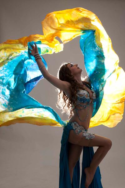 danseuse orientale paris