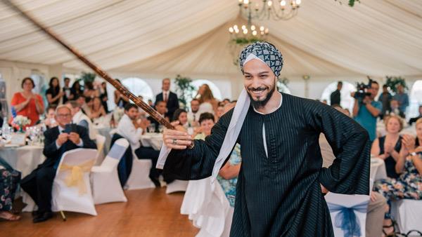 danseur orientale derviche