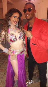 clip video danseuse orientale mohamed ramadan