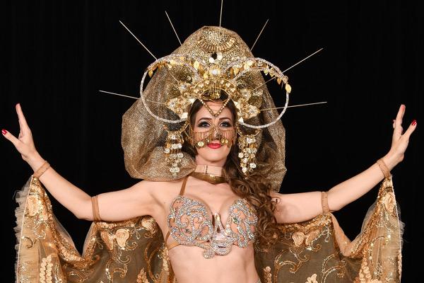 danseuse orientale paris location