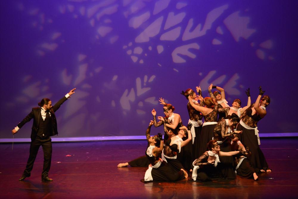 troupe de danseuse orientale anniversaire