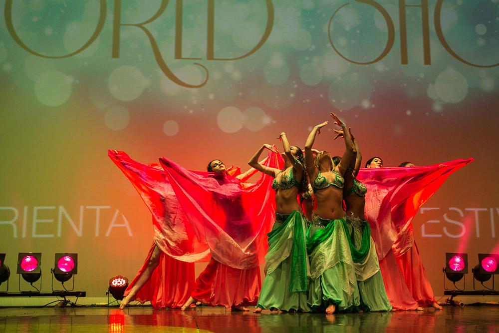 danseuses orientales pour soirée privée à domicile