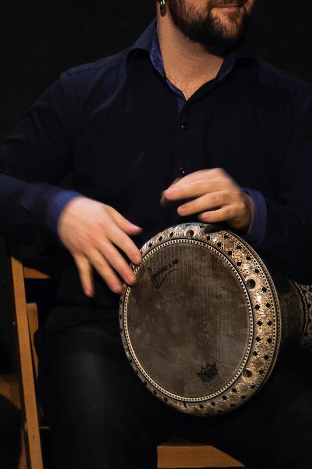 musicien orientale pour mariage hénné