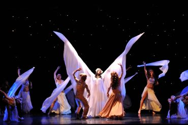 troupe de danse orientale professionnelle