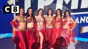 troupe danseuses orientales télévision