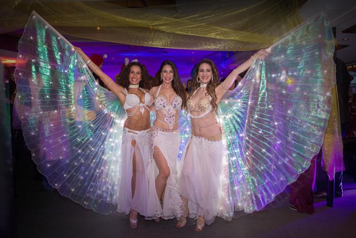 trio danseuses orientales pour evenementiel