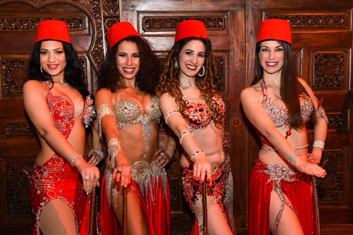 danseuses orientales pour mariage