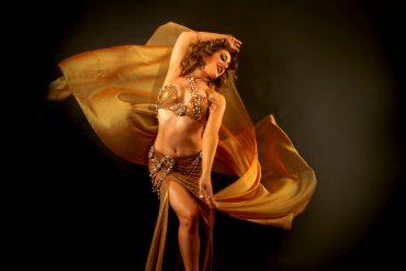 danseuse orientale pour soirée