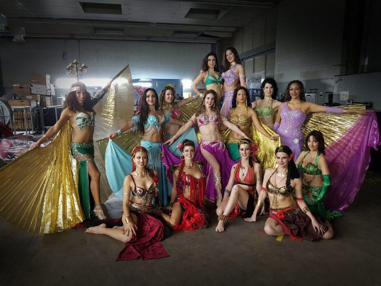 danseuses orientales pour soirée privée