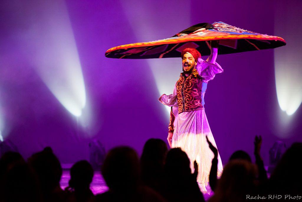 spectacle oriental avec artiste derviche tourneur égyptien kareem gad