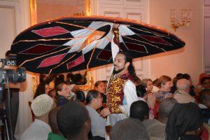 artiste derviche tourneur egyptien tanoura à Paris