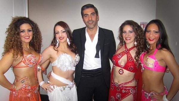 meilleures danseuses orientales paris