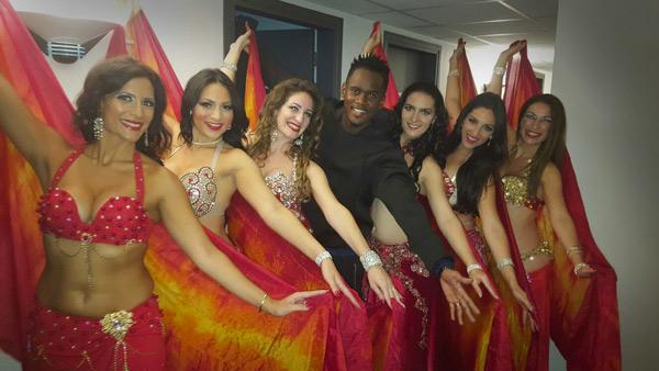 meilleures danseuses orientales de Paris