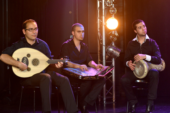 orchestre musique orientale paris
