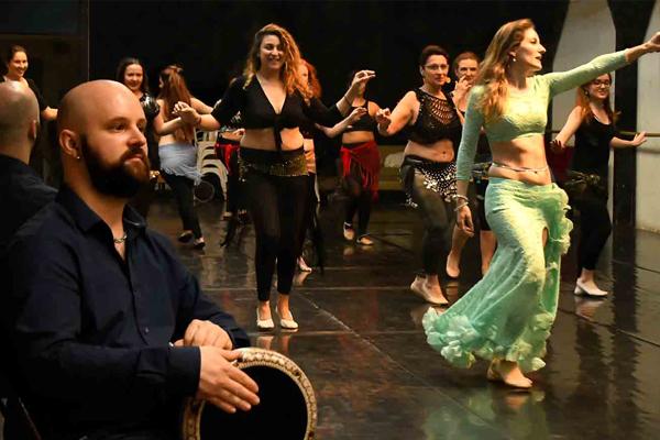 cours danse orientale à Paris