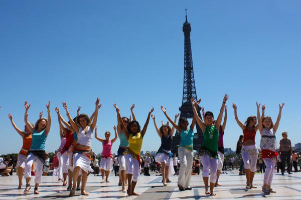 cours danse orientale à Paris Team Building