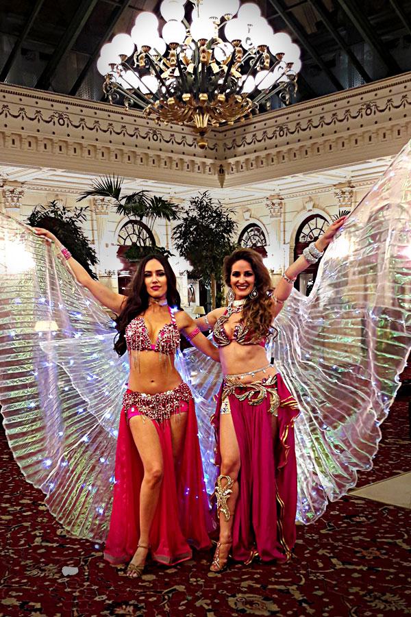 danseuse orientale spectacle paris