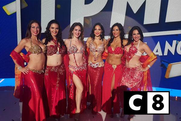 prix spectacle danse orientale