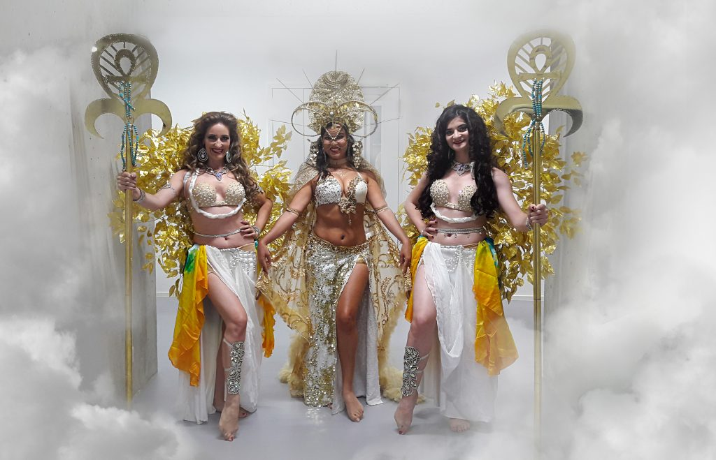 troupe de danse orientale