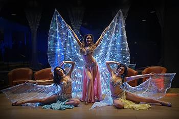 spectacle de danse orientale a paris