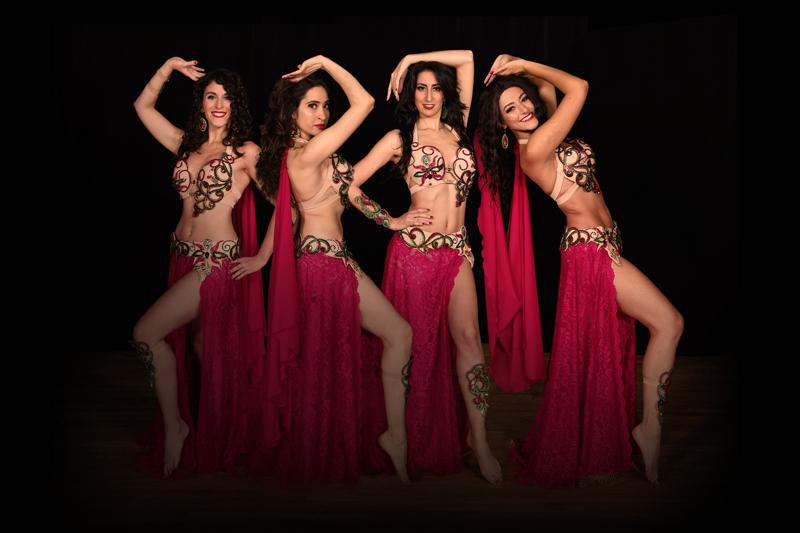 meilleure danseuse orientale